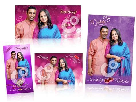 wedding poster design kerala c o ad ventures wedding poster thanks card design