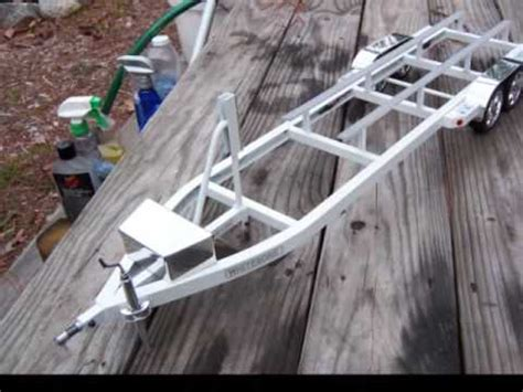 how to make a custom rc boat trailer rc boat trailer doovi