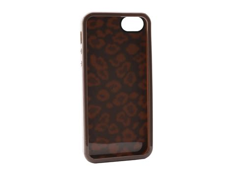 Marc Jacob For Iphone 5 S By marc by marc leopard phone for iphone 5