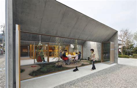 inside house outside house by takeshi hosaka architects quot outside in house quot by takeshi hosaka brings nature inside