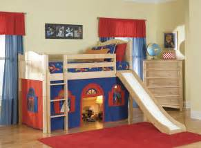 Kid Bunk Bed With Slide Working Projcet Buy Bunk Bed Plans Size