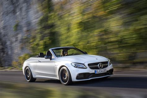 mercedes amg    cabriolet review caradvice