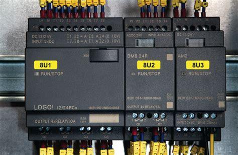 Beschriftung Im Schaltschrank by Etiketten F 252 R Die Kennzeichnung Von Schaltschr 228 Nken F 252 R