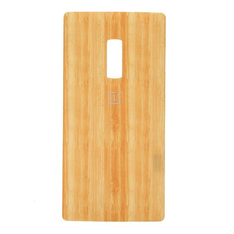 Oneplus 3 Bamboo Original Terlaris special customized back protective back cover for