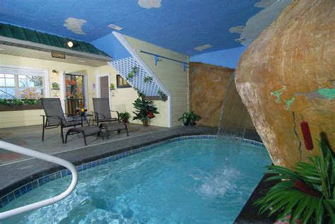 Cabin Rentals In Gatlinburg With Indoor Pool by Cabin Rentals With Indoor Pools In Pigeon Forge