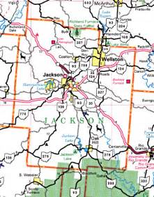 jackson map jackson oh pictures posters news and on your