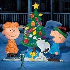 charlie brown gang outdoor peanuts on brown snoopy and peanuts