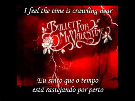 bullet for my secret lyrics pretty on the outside legendado pt br