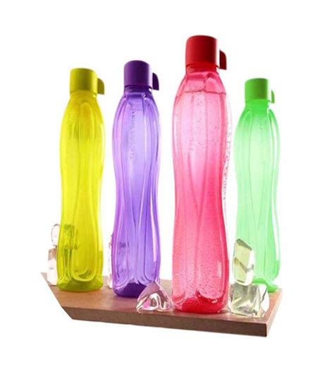 Flask Tupperware tupperware 500 ml aquasafe water bottle 1 available