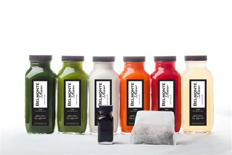 Detox Juice Toronto by Belmonte Cleanse 889 Toronto Pilates