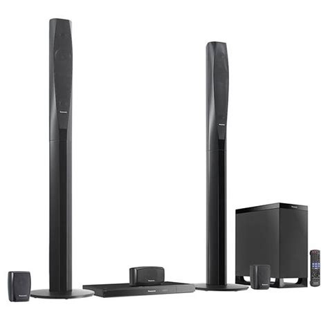 Home Theatre Panasonic panasonic sc xh155 region free home theatre system with speakers world import