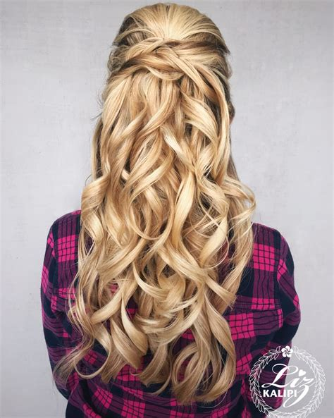 29 prom hairstyles for long hair that are gorgeous