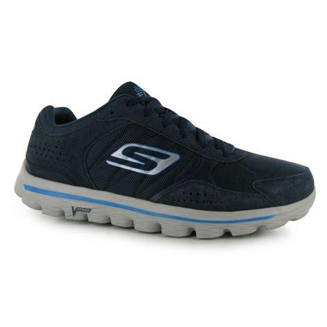 dna running shoes skechers mens gents go walk 2 flash dna trainers sneakers