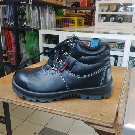 Sepatu Safety Cheetah 7106h Jual Sepatu Safety Shoes Cheetah 7106h Sim Brothers Safety