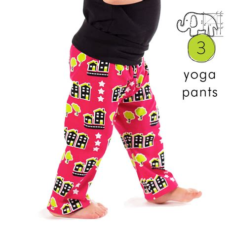 toddler yoga pants free pattern kids yoga pants pdf pattern photo tutorial preemie 6t