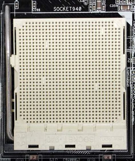 Cpu Sockel 939 by Evolution Sockel 940 939 754 Basis F 252 R Die Zukunft Amds Sockel 939