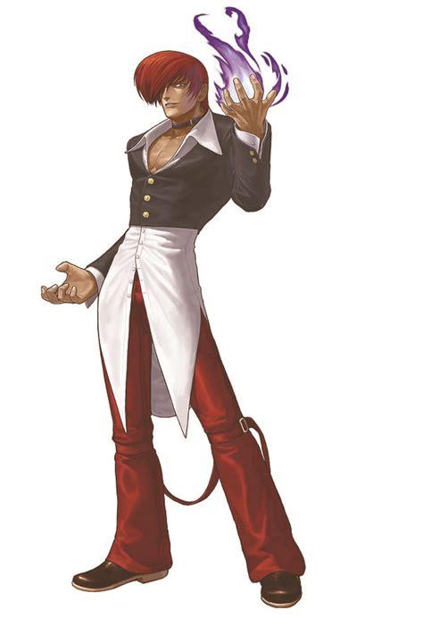 imagenes animadas kof king of fighters xiii character artwork