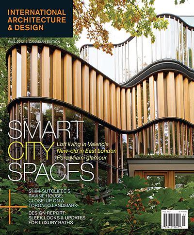 free architecture magazine system architectural design international