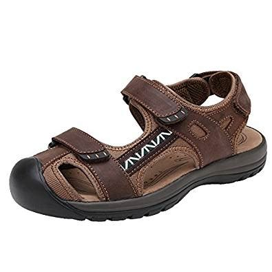 mens hiking sandals reviews ilovesia mens leather hiking sandals