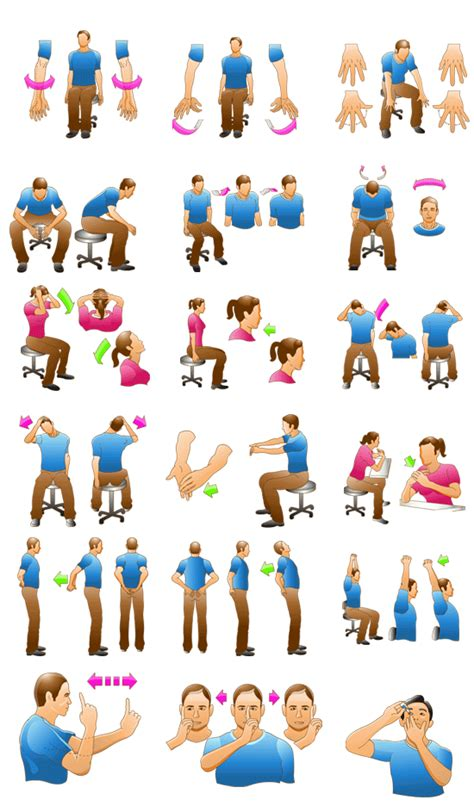 Office Chair Exercises by Use Your Office Chair As Exercise Equipment