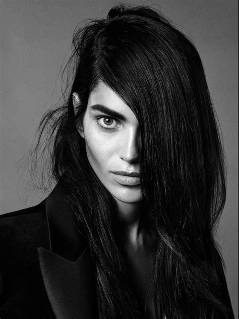 schwarze glatte haare damen friseurcom