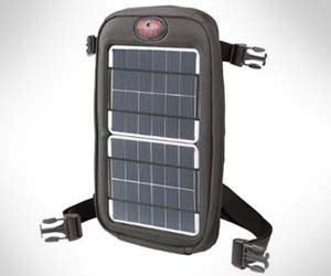 Picard Solar Bag Keeps Gadgets Juiced Up by Best 25 Solar Powered Backpack Ideas On Best