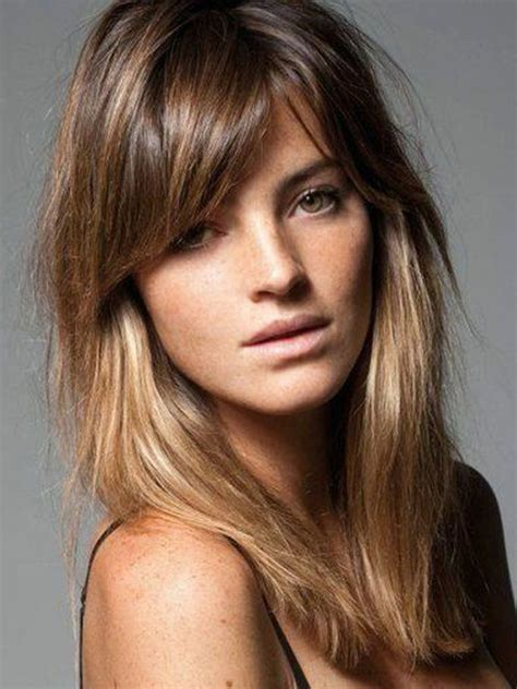 bang cuts when growing best 25 long angled bob hairstyles ideas on pinterest