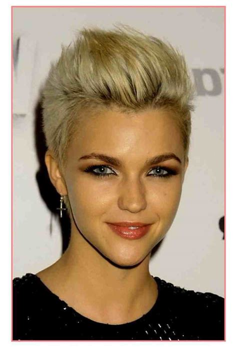 edgy hairstyles step by step short edgy hairstyles for women 2017 the big river
