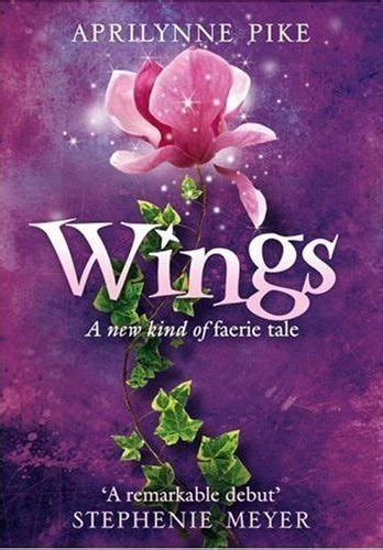 wing books stargirlbutterfly book review wings by aprilynne pike