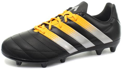 football shoes size 3 adidas ace 16 3 fg ag leather mens football boots soccer