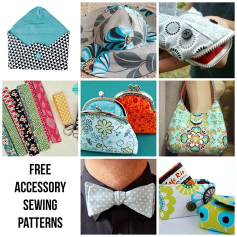 sewing pattern ideas free free accessory patterns to sew today