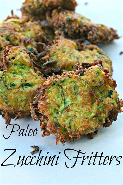 paleo zucchini fritters not too shabby gabby