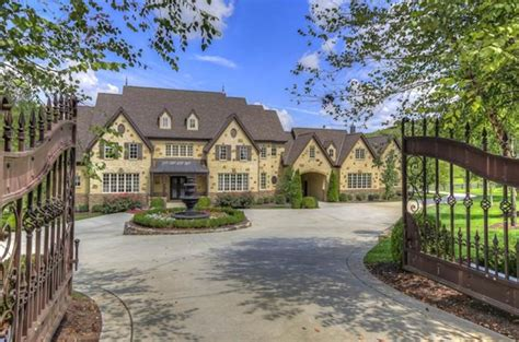 country mansion 2 75 million country mansion in franklin tn with