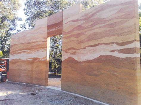 Australian Home Floor Plans You Can Rest Assured With Rammed Earth Hinterland