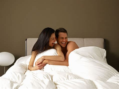 couple in bed ladies 7 signs he ll be good in bed the trent