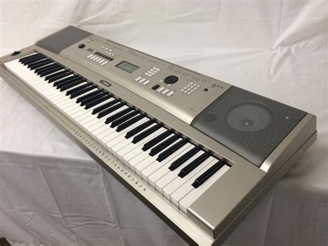 Keyboard Yamaha Ypg 235 Yamaha Ypg 235 76 Key Portable Usb Keyboard Controller
