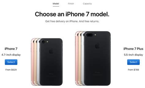 7 Iphone Price by Iphone 7 Iphone 8 Pricing In Canada Sees Price Drop Of Up To 110 Iphone In Canada