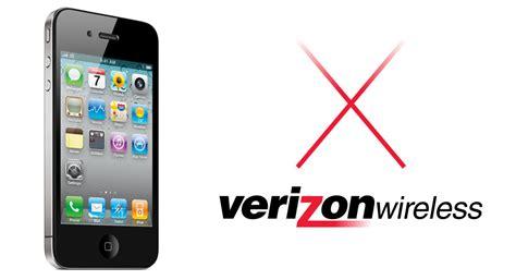 verizon i phone 5 reasons not to buy the verizon iphone 4 skatter
