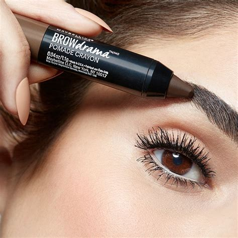 Maybelline Quot Brow Drama 25 best ideas about brow shaping on eyebrow