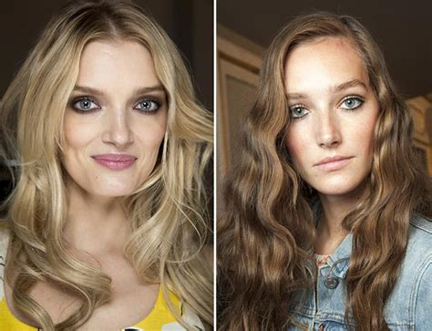 trending 2015 hair trends for wavy textured hair spring summer 2015 hairstyle trends fashionisers