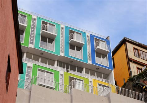 design house studio valparaiso cool hill side lofts in valparaiso idesignarch