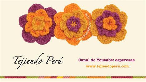 c 243 mo tejer almohad 243 n de flores conc 233 ntricas al crochet cmo tejer flores onduladas a crochet c 243 mo tejer