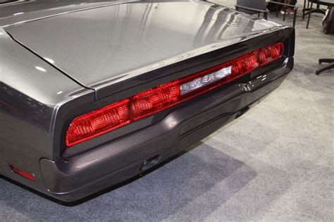 dodge charger rear lights the high tech 1970 dodge charger