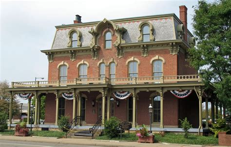 mckinley house the new home of an old president