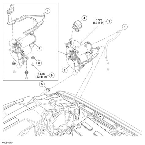 2003 lincoln navigator air suspension diagram navigator air suspension module location get