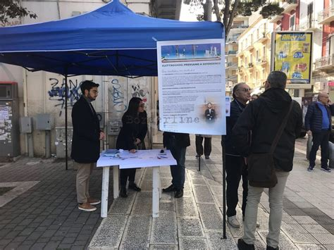 gazebo bari bari gazebo e raccolta firme contro l elettrosmog quot stop