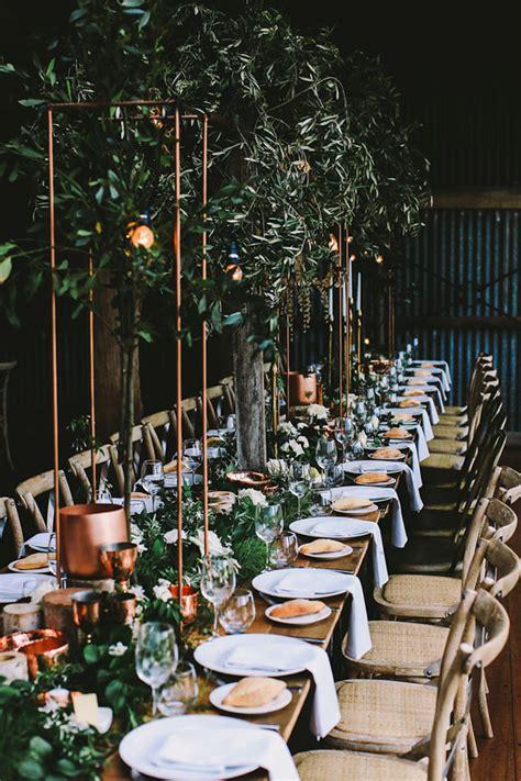 amazing industrial wedding ideas   big day