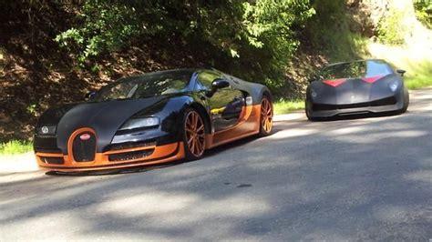 Lamborghini 6 Elemento Vs Bugatti by Lamborghini Sesto Elemento Vs Bugatti Veyron Penelusuran