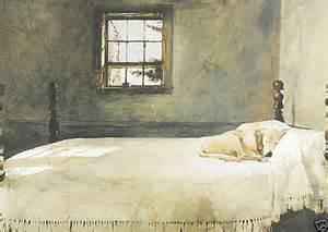 Dogs Sleeping In Bedroom Master Bedroom Andrew Wyeth House Dog Sleeping On Bed