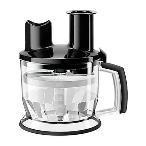 hand blender bed bath and beyond braun multiquick hand blenders 6 cup food processor
